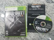 Call of Duty: Black Ops II 2 (Microsoft Xbox 360, 2012) FREE FAST SHIPPING