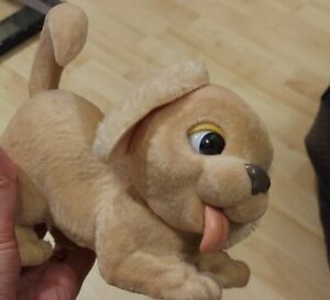 """2016 Hasbro FurReal Friends Playful Goldie Interactive Puppy Dog 6.5"""""""
