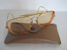 c8e27920641 Vintage Bausch Lomb B L Ray Ban Aviator Sunglasses With Prescription Bifocal
