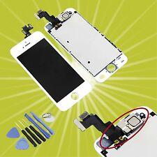 affichage LCD pour iPhone 5 S blanc doré préassemblé Verre écran tactile Rétine