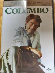Columbo : L'Integrale Saison 3 - Coffret 4 DVD