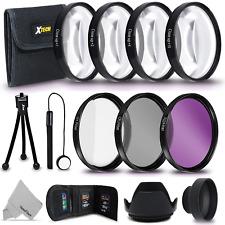 52mm Filter Kit - UV FLD CPL + f/ Canon EF 200-400mm f/4L IS USM Extender 1.4x