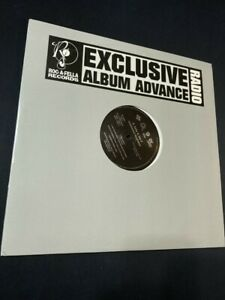 50% OFF NOVEMBER ONLY! R.Kelly/JayZ Unfinished Business VG+ Clean Versions vinyl