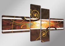 Images sur toile sur cadre 160 x 70 cm abstrait pret a accrocher 6537