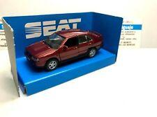 1/43 SEAT TOLEDO MK1 ROJO GRANATE SEAT COLLECTION