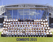 2015 DALLAS COWBOYS FOOTBALL TEAM 8X10 PHOTO PICTURE POSTER FREE SHIP