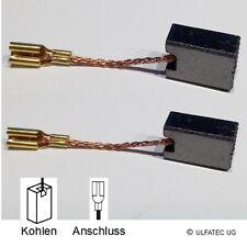Kohlebürsten für RUPES LHR 15 ES, LHR 21 E, GL 040, GL 040 E - 6x8x13 mm (2127)