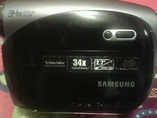 Samsung VP-DX100 PAL Digital  Camcorder