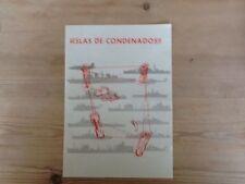"""Falklands War Surrender Leaflet . """"Island Of The Condemned""""Code No. 2. Rare."""
