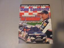 2001 DALE EARNHARDT REMEMBERING THE INTIMADATOR SOFTCOVER BOOK,NASCARS FINEST