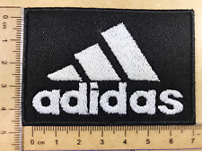 ADIDAS LOGO Embroidery IRON ON PATCH - BADGE A544