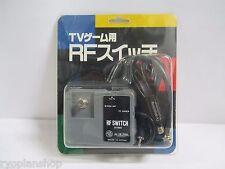 RF Switch -- Famicom, NES, Super Famicom, SNES. Japan game. NEW.