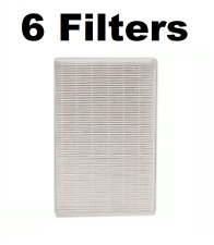 AfterMarket Honeywell HRF-R2 True HEPA Replacement Filter R - 6 Pack