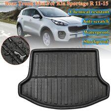 Rear Trunk Tray Cargo Boot Liner Mat Tray Carpet For Kia Sportage R 2011-2015