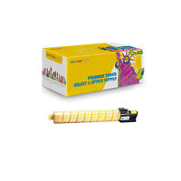 888605 Yellow Compatible Toner Cartridge for Ricoh MP C3500 MP C4500