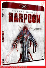 HARPOON Film Horreur GUNNAR HANSEN Sang Pour Sang Bluray - BLU-RAY -