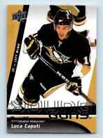 2009-10 Upper Deck Young Guns Luca Caputi RC #218