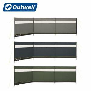 Outwell Windscreen Windbreak Tent Awning Wind Blocker Camping 2021 Model