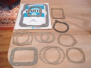 NOS MOPAR 1968 DODGE L600 TILT CAB TRUCK MANUAL TRANSMISSION GASKET PACKAGE NIB!