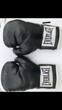 Everlast Boxing Gloves 12 ounce Preowned see pics