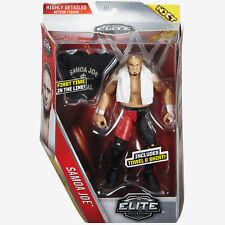 WWE SAMOA JOE RAW SMACKDOWN 43 ELITE ACCESSOIRES SÉRIES FIGURINE CATCH MATTEL