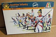 ITALERI Austrian Infantry guerres napoléoniennes échelle 1:72 Modèle SOLDATS CHEVAL