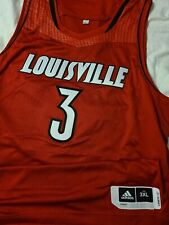 Peyton Siva 2012-13 Louisville Cardinals Red Road Authentic Jersey