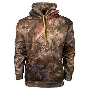 King's Camo Men's Hunter Series Pullover Hoodie Mountain Shadow