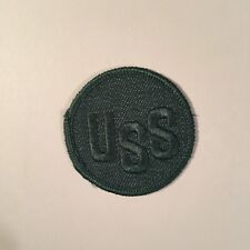 GREEN USS PATCH