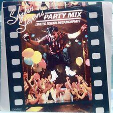 "Shakin' Stevens – Party Mix - Megamixofhits - VINILE 7"""