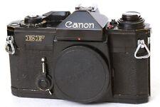 Canon EF SLR FD Mount Fotocamera reflex vintage a pellicola 35mm Rara