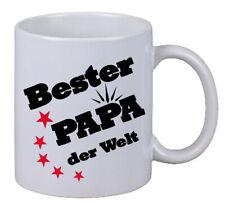 Tasse mit Namen Bester Onkel der Welt Rosenherz