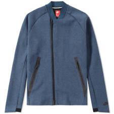 Nike Sportswear TECH FLEECE BOMBER DA UOMO BLU TAGLIA XXL 832114 464