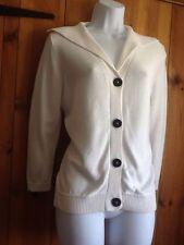 Unbranded Women's Cotton No Pattern V Neck Jumpers & Cardigans