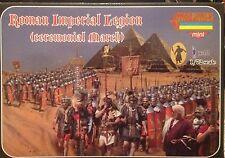Soldatini 1/72  ROMAN IMPERIAL LEGION (cerimonial march) - STRELETS M101