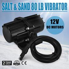 80LB Salt & Sand Vibrator Motor 80 LB Spreader Heavy Duty  Meyers  Commercial