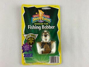 New Mighty Morphin Power Rangers Adventure Team FISHING BOBBER - White Ranger