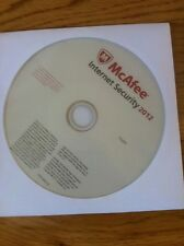 Antivirus McAfee Internet Security 2012 1 PC Totalmente nuevo libre UK FRANQUEO