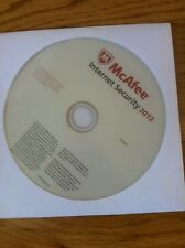 McAfee Antivirus Internet Security 2012 - 1 PC Brand New Free Uk Postage