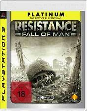 Sony PS3 Playstation 3 ***** Resistance 1 Fall Of Man *******************NEU*NEW