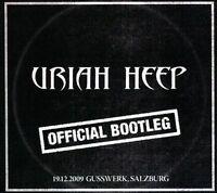 URIAH HEEP-OFFICIAL BOOTLEG CD NEW