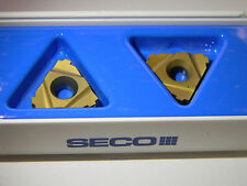 Seco 22er6vam Cp500 Carboloy Carbide Threading Inserts Qty 2 68203