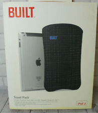 Built Travel Pack for iPad 2 Protective Smart Back and Slim Neoprene Sleeve New