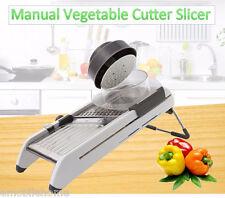 Multifunctional Manual Vegetable Cutter Mandolin Slicer Carrot Grater Kitchen