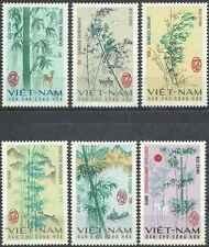 Timbres Flore Viet Nam du Nord 527/32 ** lot 9373