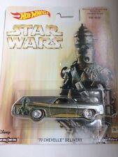 Hot Wheels '70 Chevelle Delivery Star Wars Pop Culture 2017