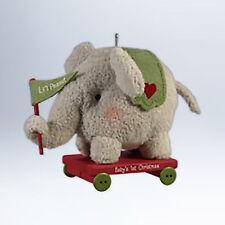 2012 Hallmark Ornament ~ Baby's 1st Christmas - Li'l Peanut QXG4644   NIB