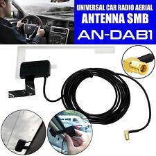 Universal AN-DAB1 Glass Mount DAB Digital Car Radio Aerial Antenna Adhesive UK