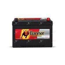 Batterie voiture Banner Power Bull P9504 12v 95ah 680A 303x173x225mm