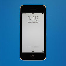 Fair - Apple iPhone 5c 16GB White (Unlocked - AT&T) SEE INFO - Free Shipping